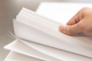 紙詰まりの原因と対策